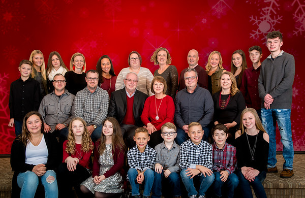 CRBC Pastor and Family