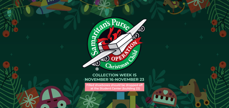 Operation Christmas Child Event